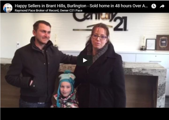 Happy Sellers in Brant Hills ,SOLD OVER ASKING in 48 HOURS!!!