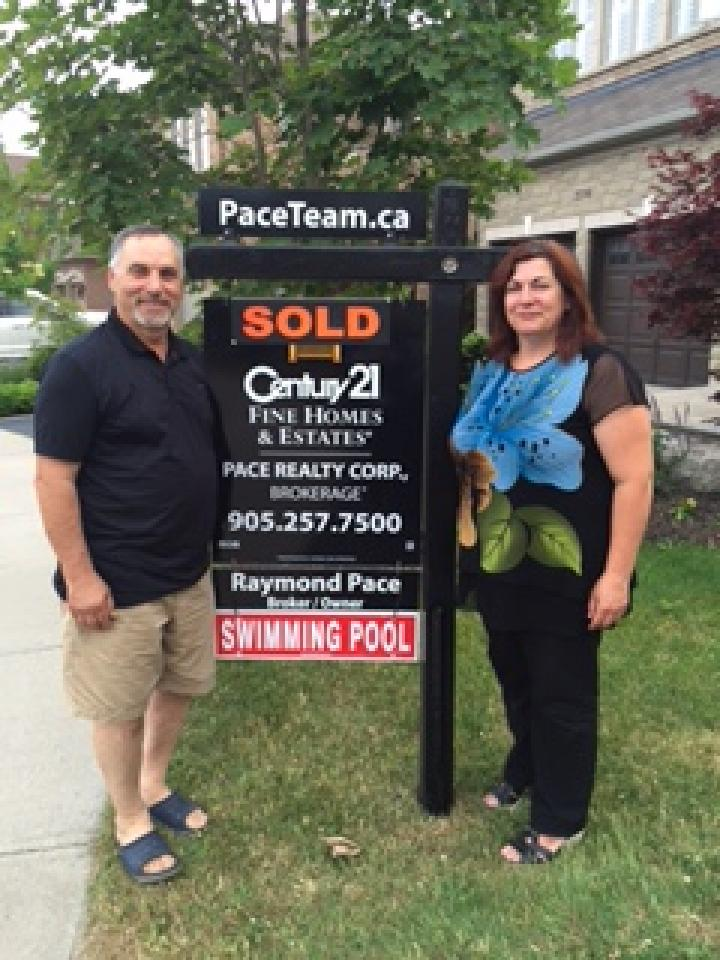 Ecstatic Sellers sold for Record Price